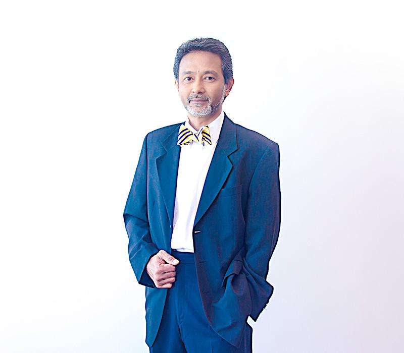George Pathmanathan